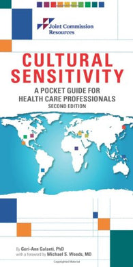 Cultural Sensitivity: A Pocket Guide For Health Care Professionals, Second Edition (Sold In Packs Of 5)