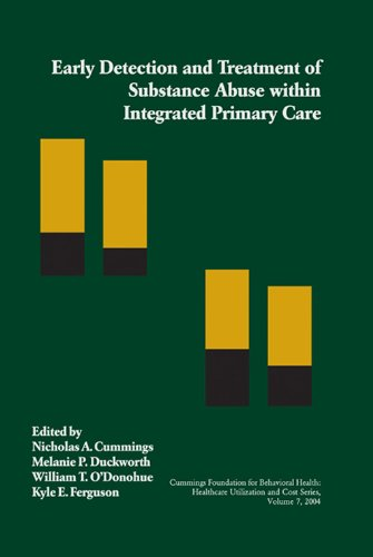 Early Detection And Treatment Of Substance Abuse Within Integrated Primary Care (Healthcare Utilization And Cost)