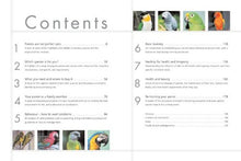 Load image into Gallery viewer, The Parrot Companion: Caring For Parrots, Macaws, Budgies, Cockatiels And More