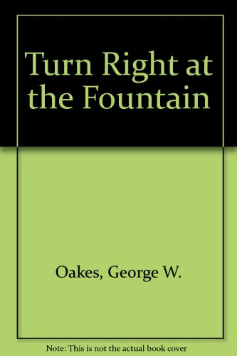 Turn Right At The Fountain