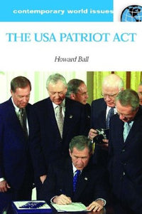 The Usa Patriot Act: A Reference Handbook (Contemporary World Issues)