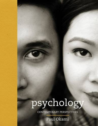 Psychology: Contemporary Perspectives