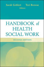 Load image into Gallery viewer, Handbook Of Health Social Work