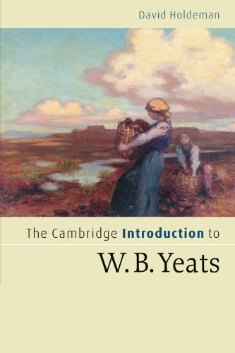 The Cambridge Introduction To W.B. Yeats (Cambridge Introductions To Literature)