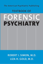 Load image into Gallery viewer, Textbook Of Forensic Psychiatry