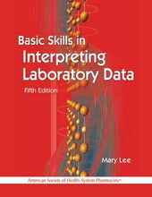 Load image into Gallery viewer, Basic Skills In Interpreting Laboratory Data, 5Th Edition