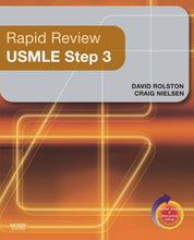 Load image into Gallery viewer, Rapid Review Usmle Step 3, 1E