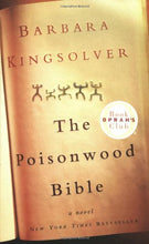Load image into Gallery viewer, The Poisonwood Bible (Oprah'S Book Club)