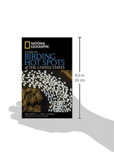 Load image into Gallery viewer, National Geographic Guide To Birding Hot Spots Of The United States
