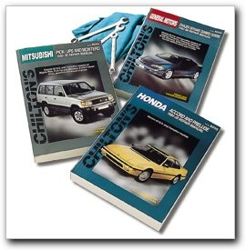 Chilton Total Car Care Jeep Wrangler 1987-2011 Repair Manual (Chilton'S Total Care)