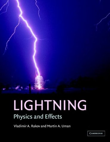 Lightning: Physics And Effects
