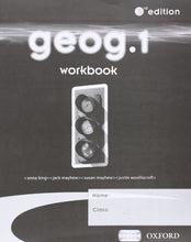 Load image into Gallery viewer, Geog.: 1: Workbook: 1