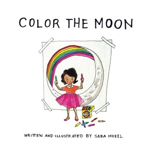 Color The Moon