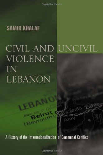 Civil And Uncivil Violence