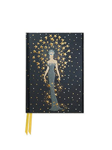 Erte Starstruck (Foiled Pocket Journal) (Flame Tree Pocket Books)
