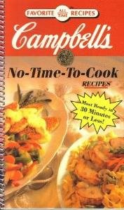 Campbell'S No Time To Cook