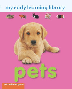 My Early Learning Library - Pets