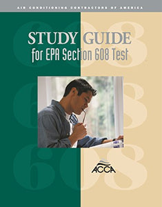 Study Guide For Epa Section 608 Test