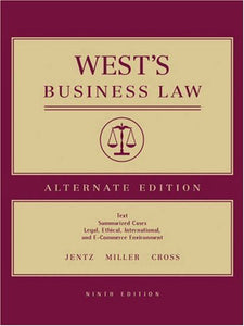 Wests Business Law, Alternate