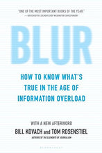 Load image into Gallery viewer, Blur: How To Know What'S True In The Age Of Information Overload