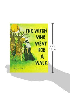 The Witch Who Went For A Walk, Softcover, Beginning To Read (Modern Curriculum Press Beginning To Read Series)