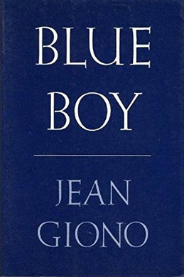 Blue Boy (English And French Edition)
