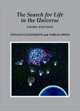 Load image into Gallery viewer, The Search For Life In The Universe (Third Edition)