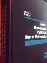 Load image into Gallery viewer, Smith'S Recognizable Patterns Of Human Malformation, 4Th Edition