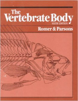 The Vertebrate Body (The Saunders Series In Organismic Biology)