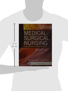 Medical-Surgical Nursing - Two-Volume Text And Clinical Nursing Judgment Study Guide Package: Patient-Centered Collaborative Care, 8E