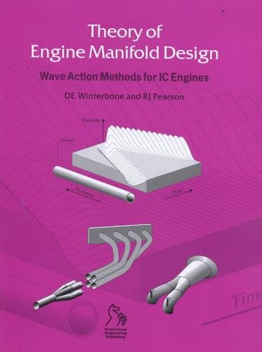 Theory Of Engine Manifold Design: Wave Action Methods For Ic Engines