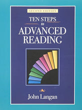 Load image into Gallery viewer, Ten Steps To Advanced Reading 2/E - Standalone Book