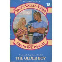 Load image into Gallery viewer, The Older Boy (Sweet Valley Twins Series, Book 15)