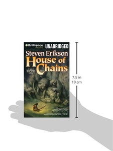 House Of Chains (Malazan Book Of The Fallen Series)
