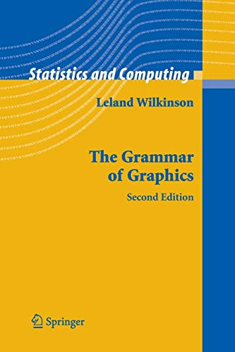 The Grammar Of Graphics (Statistics And Computing)