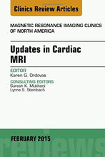 Load image into Gallery viewer, Updates In Cardiac Mri, An Issue Of Magnetic Resonance Imaging Clinics Of North America, 1E (The Clinics: Radiology)