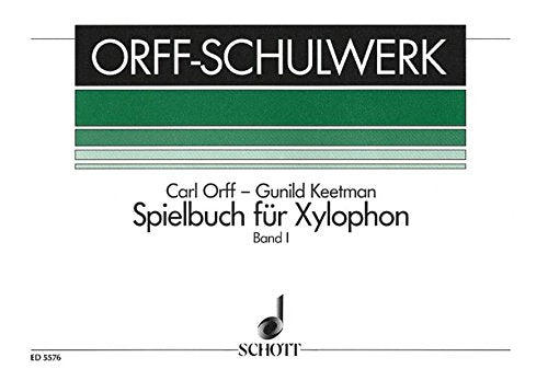 Spielbuch Fuer Xylophone Volume 1 1 Player (German Edition)