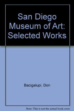 San Diego Museum Of Art: Selected Works