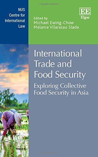 International Trade And Food Security: Exploring Collective Food Security In Asia (Nus Centre For International Law Series)