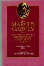 Load image into Gallery viewer, The Marcus Garvey And Universal Negro Improvement Association Papers, Vol. Vi: September 1924-December 1927