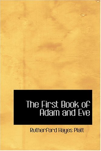 The First Book Of Adam And Eve