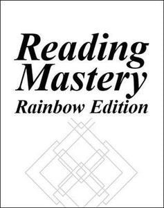 Reading Mastery Ii Spelling Book (Rainbow Edition)