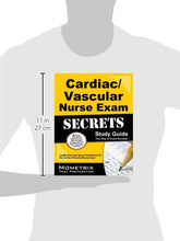 Load image into Gallery viewer, Cardiac/Vascular Nurse Exam Secrets Study Guide: Cardiac/Vascular Nurse Test Review For The Cardiac/Vascular Nurse Exam