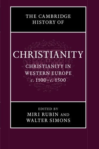 The Cambridge History Of Christianity (Volume 4)
