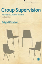 Load image into Gallery viewer, Group Supervision: A Guide To Creative Practice (Counselling Supervision Series)