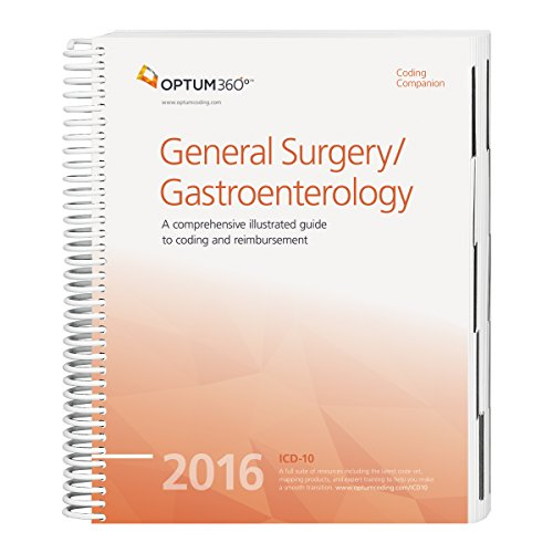 Coding Companion For General Surgery/Gastroenterology 2016