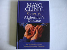 Load image into Gallery viewer, Mayo Clinic Guide Alzheimer'S Disease