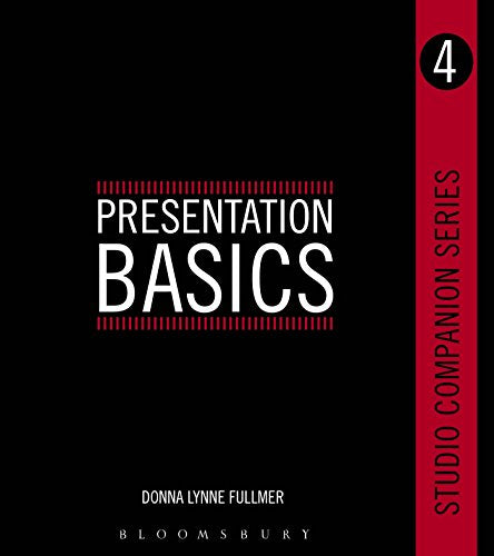 Studio Companion Series Presentation Basics