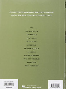 Bill Evans Bk/Cd Keyboard Signature Licks
