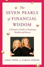 Load image into Gallery viewer, The Seven Pearls Of Financial Wisdom: A Woman'S Guide To Enjoying Wealth And Power